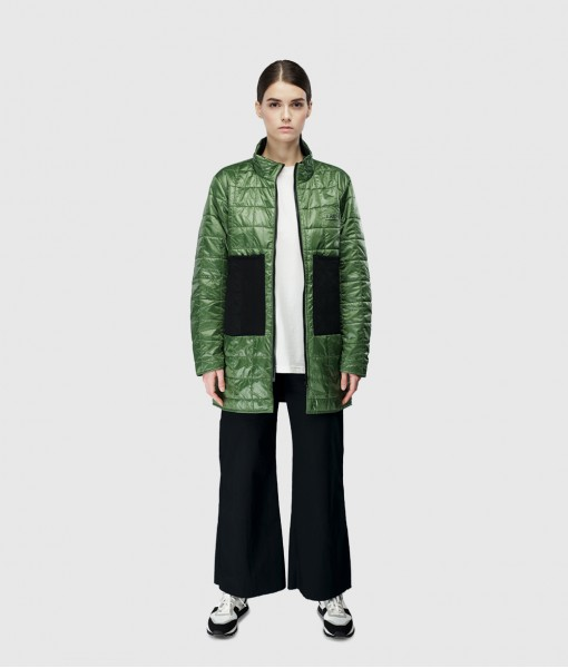 Liner Jacket Style Green