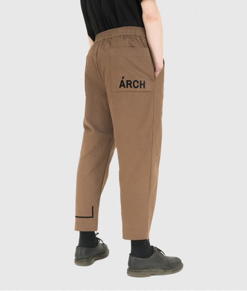 Chinos Pants Style Brown